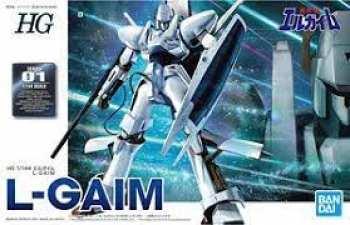 4573102611345 Gundam - HG 1/144 Heavy Metal L-Gaim - Model Kit