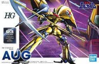 4573102613363 Gundam - HG 1/144 Aug - Model Kit