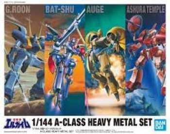 4573102615442 Gundam - HG 1/144 A-Class Heavy Metal Set - Model Kit