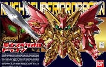 4573102604194 Gundam - BB400 LegendBB Knight Superior Dragon - Model Kit