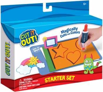 9323433301355 Cut It OUT - Kit de debutant -