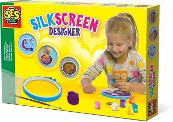 8710341141059 Silk Screen Designer Createur De Serigraphie - 6ans