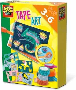 8710341146238 Ses Creative TAPE ART - ART Adhesif
