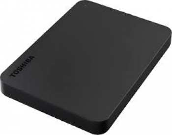 "5510108577 Disque Dur Externe Canvio Basics 2 Tb Toshiba 2.5 """