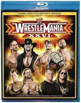 5021123135771 Wrestlemania XXVI FR BR