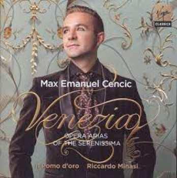 5510108582 Max Emanuel Cenci - Venezia - Opera Arias CD