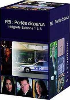5051889386018 FBI Portés Disparus-Intégrale Saisons 1 À 6 Dvd Fr