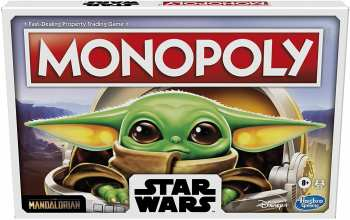 5510108596 Monopoly - Star Wars The Mandalorian The Child (a)