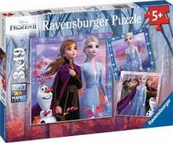 4005556050116 Puzzle Ravensburger 3X49  pieces