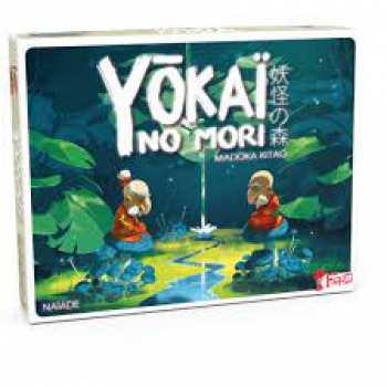 3760093330503 Yokai  No Mori Jeux De Societe Modako Kitao - Ferti