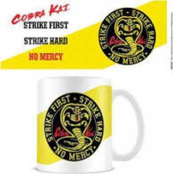 5050574262262 Mug - Cobra Kai - Serpent No Mercy