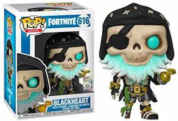 889698484633 Figurine funko POP Games Fortnite 616 - Blackheart