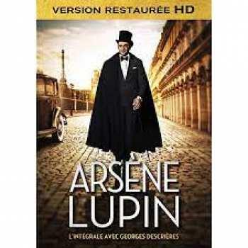 3344428066895 rsene Lupin l'integrale version restaure dvd fr