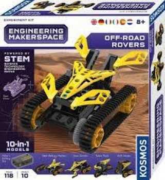 4002051665142 Kosmos Engeneering MAkerspace Off Road Rovers 25X28CM