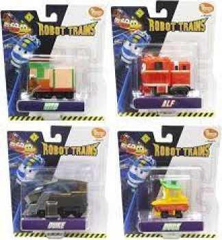 4891813540656 Vehicule Minature Robot  Trains + 3ans