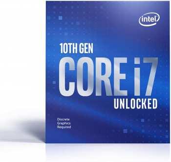 5032037188685 Processeur Intel I7 10700 Kf Lga1200 3.8 ghz