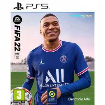 5035223124788 FIFA 22 FR PS5