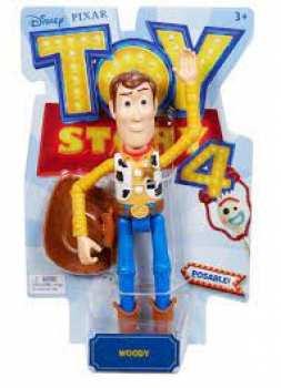 887961750379 Figurine Toy Story Woody Mattel Disney