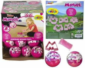 5056219054544 Blind Bag Plasticine Minnie Mouse Et Emporte Piece Disney