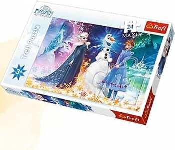 5900511142655 Puzzle Disney Reine Des Neiges Olaf Aventure - 24 Pieces