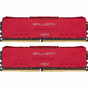 649528825001 Crucial Ballistix 3600 Mhz 2* 8 Gigas Ddr4