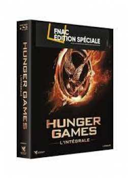 5412370813053 Integrale Hunger Games Bluray Fr