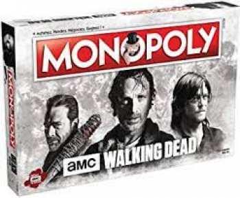 3700126909931 Monopoly AMC WALKING DEAD Edition Francaise