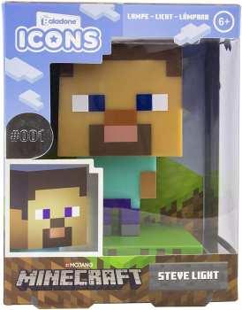 5055964742287 Lampe Decorative Minecraft Steve Light