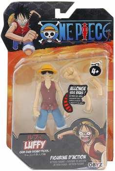 3700789280064 Figurine D Action One Piece Luffy