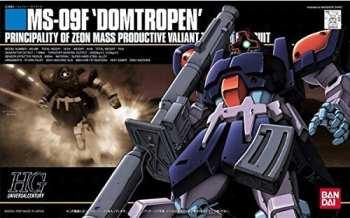 4573102606587 Gundam Model Kit MS-09 1/144 Domtropen