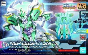 4573102595447 Gundam Model Kit Nepteight Unit 1/144 Hirotos Support Unit