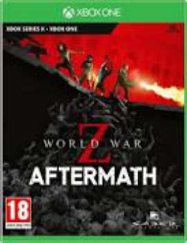 745760036714 World War Z Aftermath (Boite Anglaise) FR Xbox One