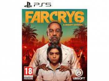 3307216186106 Far Cry 6 FR PS5