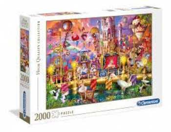 8005125325627 Puzzle Clementoni - The Circus - 2000 Pieces