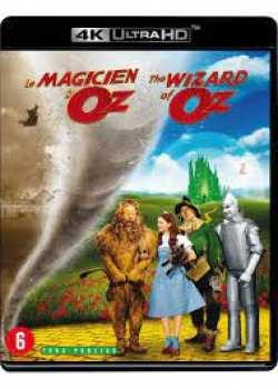 5051889661184 Le Magicien D Oz 4K Ultra HD FR BR