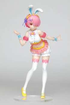 5510108740 RE:ZERO - Precious Ram Happy Easter Version - Statuette Taito