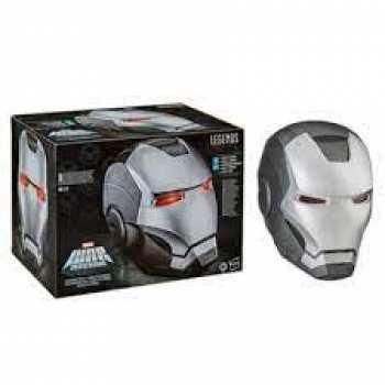 5010993765270 Casque Electronique Marvel Legends War Machine Hasbro