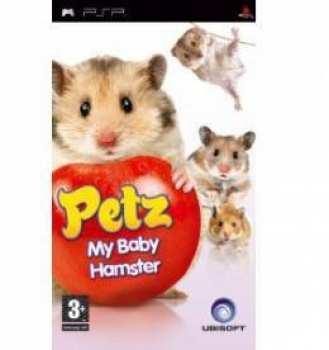3307217931040 PETZ My baby hamster - PSP essentials FR PSP
