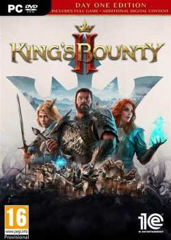 4020628692308 King's Bounty 2 Pc Day One Edition