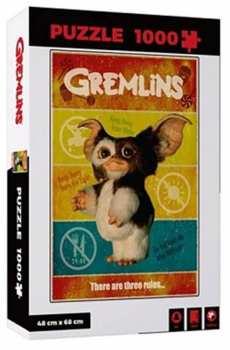5510108761 Puzzle Gremlins 3 Regles Avec Gizmo