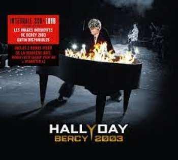 602507420307 Johnny Hallyday Bercy 2003 (2CD + DVD) CD