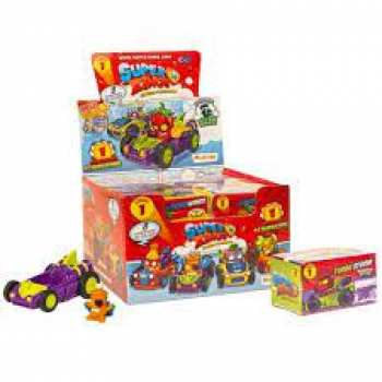 8431618006276 Super Zings Collectibe Blind Box serie 1