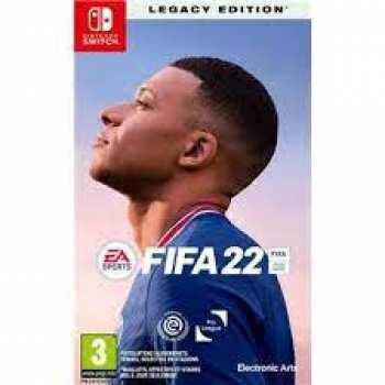 5030948124044 Fifa 22 Legacy Edition FR Switch