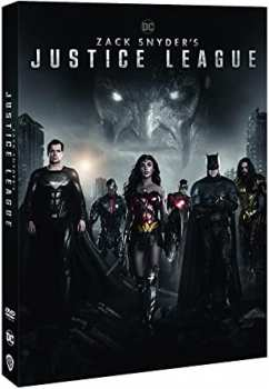 5051889695233 Zack Snyder S Justice League FR DVD (A)