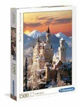 8005125319251 Puzzle Clementoni - Neuschwanstein - 1500 Pieces