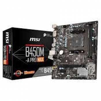 5510108790 MSI Carte Mere B450M-A Pro Max (A)