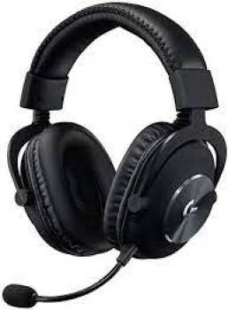 5099206085718 Casque Logitech G Pro X 7.1 Surround PC Et Consoles
