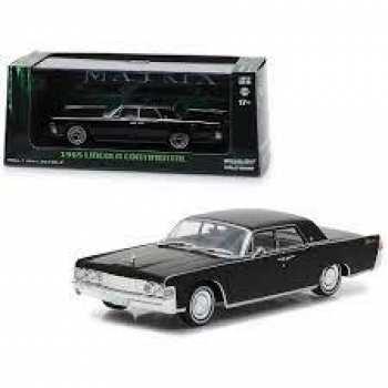 812982027056 Voiture - The Matrix - 1965 Lincol Continental 1 43