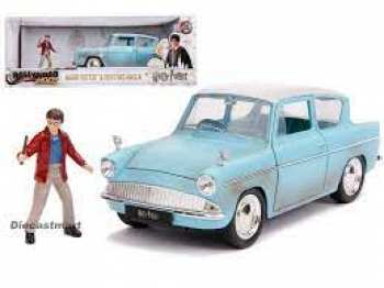 4006333061400 Voiture - Harry Potter - 1959 Ford Anglia  1 24