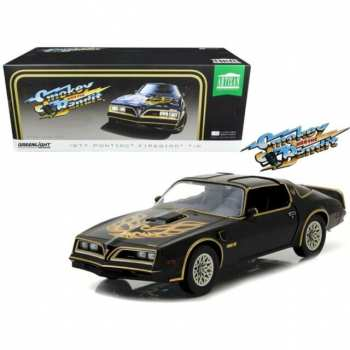 8129820244202 Voiture Smokey And The Bandit - 1977 Pontiac Trans Am 1 24